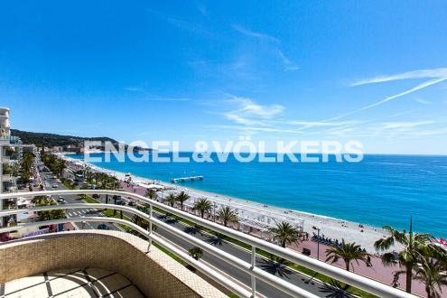 Luxus-Wohnung zu verkaufen Nizza, 100 m², 2 Schlafzimmer, 980000€