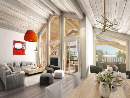 Квартира класса люкс в аренду Ла-Клюза, 70 м², 2 Спальни,