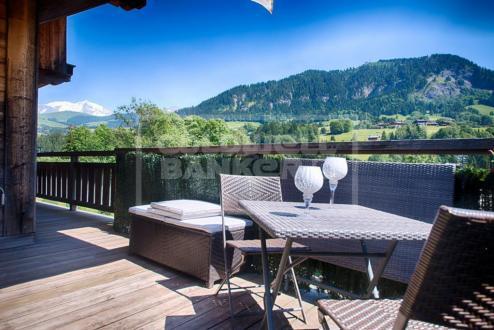 Luxury Chalet for sale MEGEVE, 203 m², 3 Bedrooms, €1890000