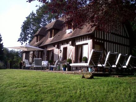 Maison de luxe à vendre TROUVILLE SUR MER, 180 m², 3 Chambres, 795000€