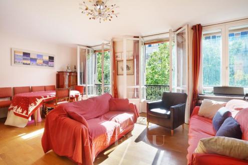 Appartement de luxe à vendre PARIS 7E, 88 m², 3 Chambres, 1300000€