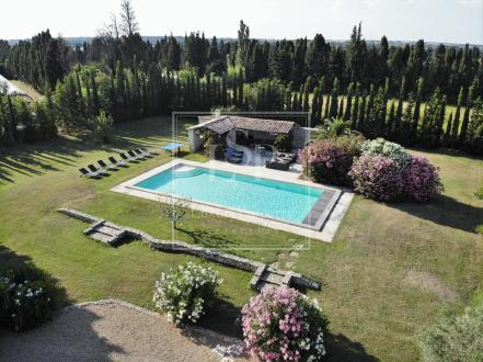 Luxury House for rent SAINT REMY DE PROVENCE, 420 m², 8 Bedrooms,