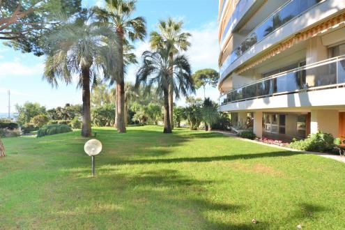 Luxus-Wohnung zu verkaufen CAP D'ANTIBES, 115 m², 2 Schlafzimmer, 955000€