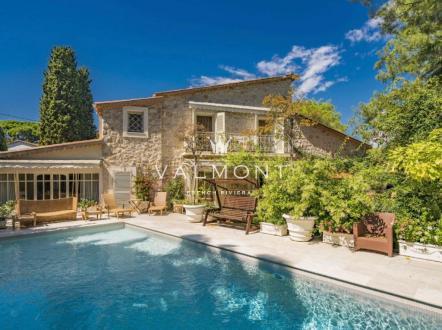 Luxus-Villa zu verkaufen SAINT JEAN CAP FERRAT, 200 m², 3 Schlafzimmer, 4200000€