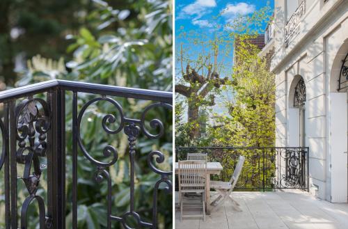 Hôtel particulier de luxe à vendre SAINT CLOUD, 408 m², 6 Chambres, 3950000€