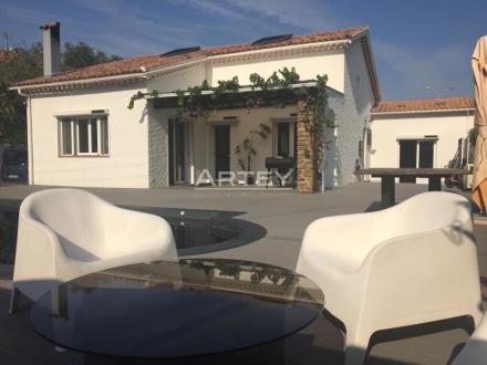 Luxus-Villa zu verkaufen HYERES PLAGE, 135 m², 4 Schlafzimmer, 832000€