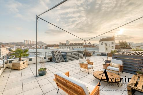 Appartement de luxe à vendre LYON, 70 m², 2 Chambres, 530000€