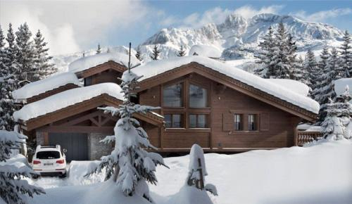 Casa di lusso in affito COURCHEVEL, 580 m², 6 Camere,