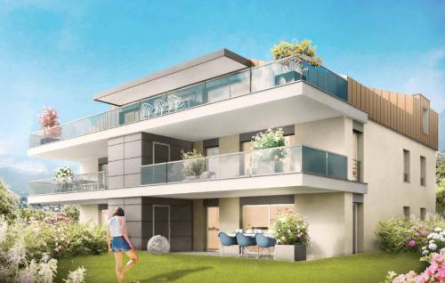 Appartement neuf de luxe à vendre NEUVECELLE, 144 m², 4 Chambres, 830500€
