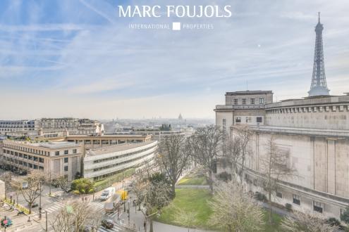 Appartement de luxe à vendre PARIS 16E, 350 m², 4 Chambres, 8890000€