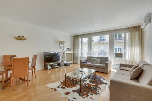 Luxus-Wohnung zu verkaufen PARIS 8E, 75 m², 1 Schlafzimmer, 1365000€