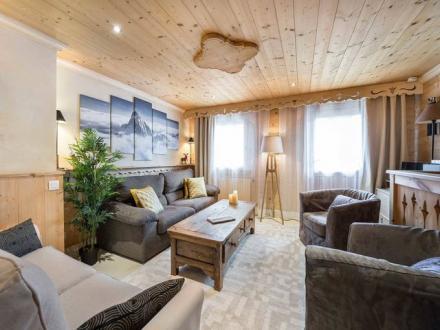 Appartement de luxe à louer COURCHEVEL, 90 m², 4 Chambres,