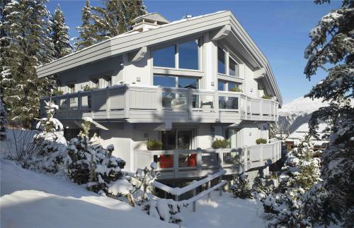Casa di lusso in affito COURCHEVEL, 650 m², 7 Camere,