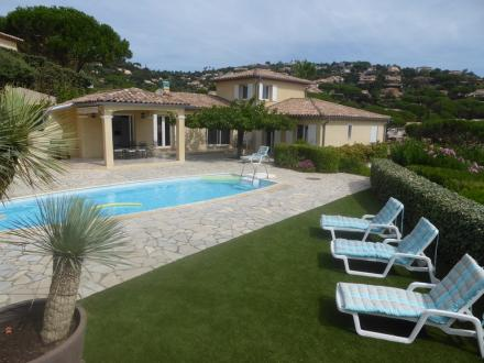 Luxury House for rent SAINTE MAXIME, 110 m², 5 Bedrooms,