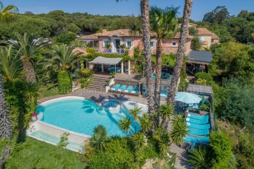 Luxus-Villa zu verkaufen RAMATUELLE, 300 m², 6 Schlafzimmer, 5850000€