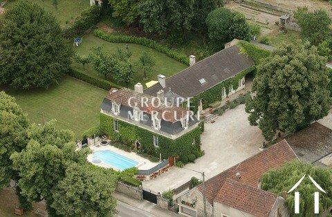Maison de luxe à vendre ANCY LE FRANC, 500 m², 8 Chambres, 595000€