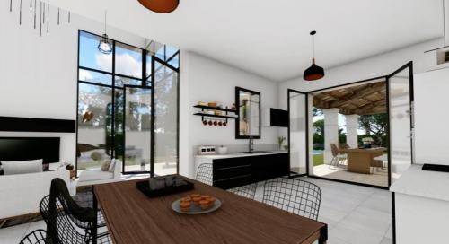 Maison de luxe à vendre EYGALIERES, 91 m², 3 Chambres, 795000€