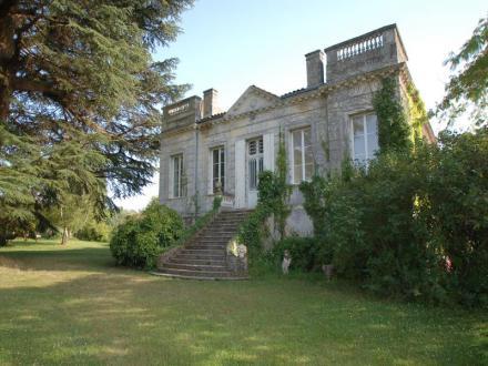 Château / Manoir de luxe à vendre CREON, 551 m², 8 Chambres, 1470000€