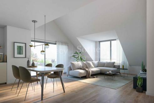 Appartement de luxe à vendre ANNECY LE VIEUX, 109 m², 4 Chambres, 845000€