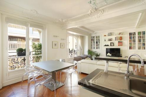 Luxury Apartment for sale PARIS 14E, 93 m², 3 Bedrooms, €1350000
