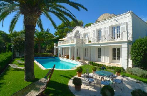 Luxus-Haus zu vermieten SAINT JEAN CAP FERRAT, 230 m², 4 Schlafzimmer,
