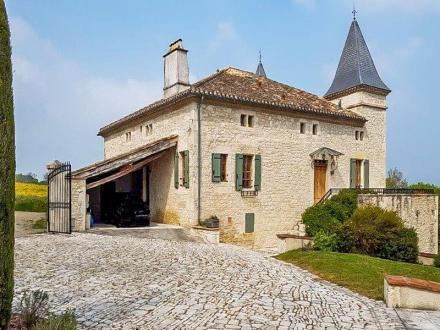 Maison de luxe à vendre FAUROUX, 452 m², 6 Chambres, 1050000€