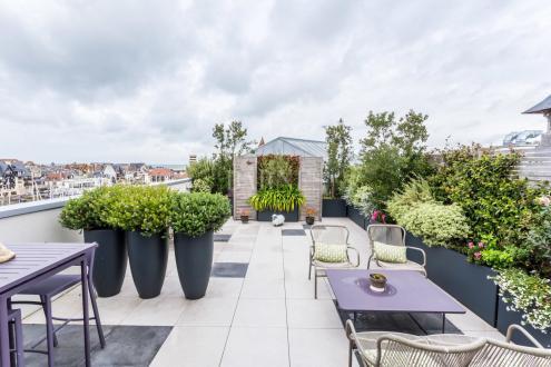 Appartement de luxe à vendre DEAUVILLE, 190 m², 3 Chambres, 2100000€