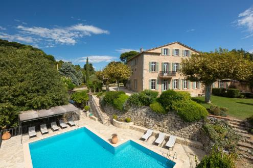 Luxury House for rent MOUGINS, 520 m², 9 Bedrooms,