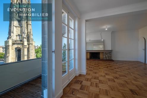 Luxus-Wohnung zu verkaufen BORDEAUX, 122 m², 3 Schlafzimmer, 787500€