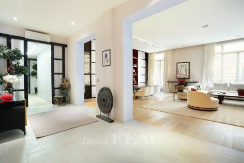 Luxury Apartment for sale PARIS 16E, 210 m², 3 Bedrooms, €3090000