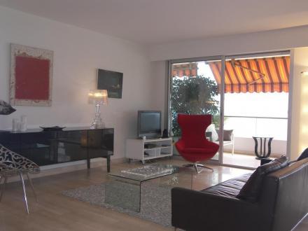 Квартира класса люкс в аренду Канны, 130 м², 2 Спальни,