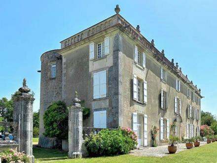 Château / Manoir de luxe à vendre MOULIDARS, 700 m², 9 Chambres, 1166000€