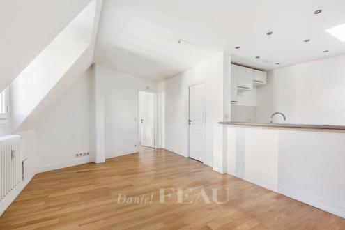 Luxus-Wohnung zu verkaufen PARIS 16E, 50 m², 1 Schlafzimmer, 599000€