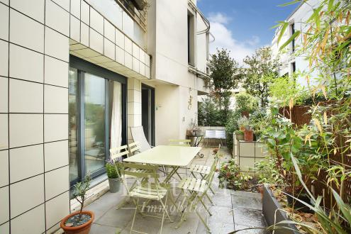 Maison de luxe à vendre PARIS 15E, 93 m², 4 Chambres, 1340000€