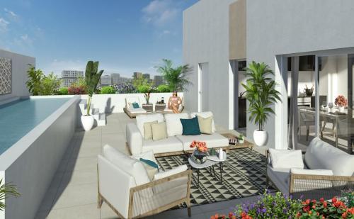 Appartement de luxe à vendre MONTPELLIER, 155 m², 4 Chambres, 995000€