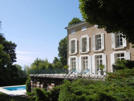 Luxus-Schloss / Herrenhaus zu verkaufen LYON, 500 m², 1378000€