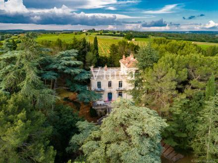 Propriété équestre et viticole de luxe à vendre MONTPELLIER, 540 m², 2756000€