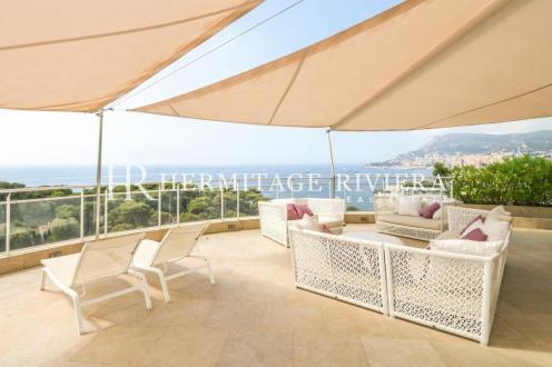 Luxus-Wohnung zu verkaufen ROQUEBRUNE CAP MARTIN, 134 m², 2 Schlafzimmer, 2650000€