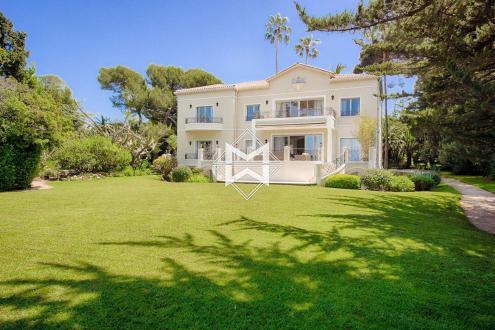 Дом класса люкс в аренду Кап д'Антиб, 700 м², 9 Спальни,