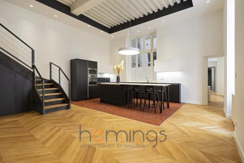 Luxury Apartment for rent LYON, 81 m², €2600/month