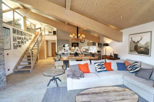 Luxury Apartment for sale LES GETS, 120 m², 4 Bedrooms, €980000