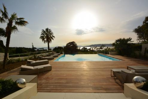Luxury House for rent CAP D'ANTIBES, 375 m², 6 Bedrooms,
