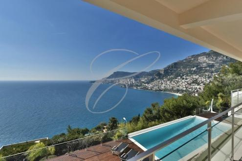 Luxury Villa for sale ROQUEBRUNE CAP MARTIN, 370 m², 4 Bedrooms, €12900000