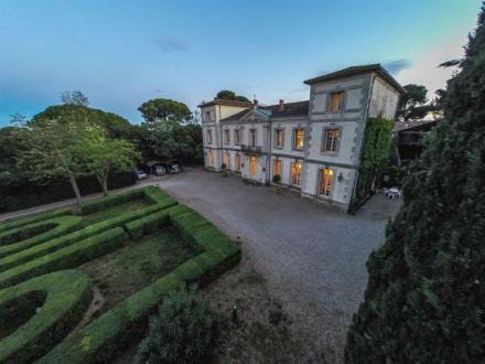 Château / Manoir de luxe à vendre PEZENAS, 700 m², 7 Chambres, 1570000€