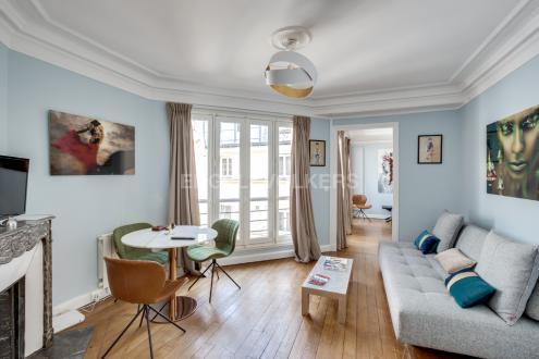 Appartement de luxe à vendre PARIS 1ER, 49 m², 1 Chambres, 875000€