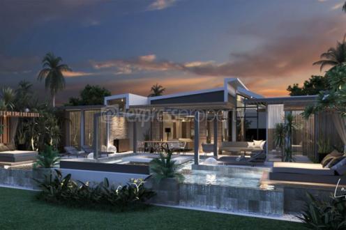 Luxury Villa for sale Mauritius, 208 m², 2 Bedrooms, €732250