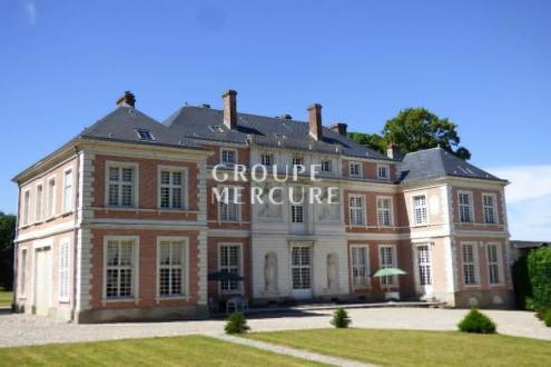 Château / Manoir de luxe à vendre ABBEVILLE, 750 m², 11 Chambres, 1265000€