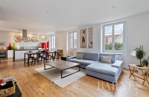 Luxus-Wohnung zu verkaufen BIARRITZ, 111 m², 2 Schlafzimmer, 890000€