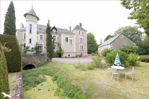 Maison de luxe à vendre FRANCUEIL, 500 m², 8 Chambres, 988000€