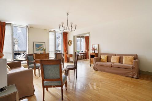 Appartement de luxe à louer PARIS 3E, 127 m², 2 Chambres, 4000€/mois